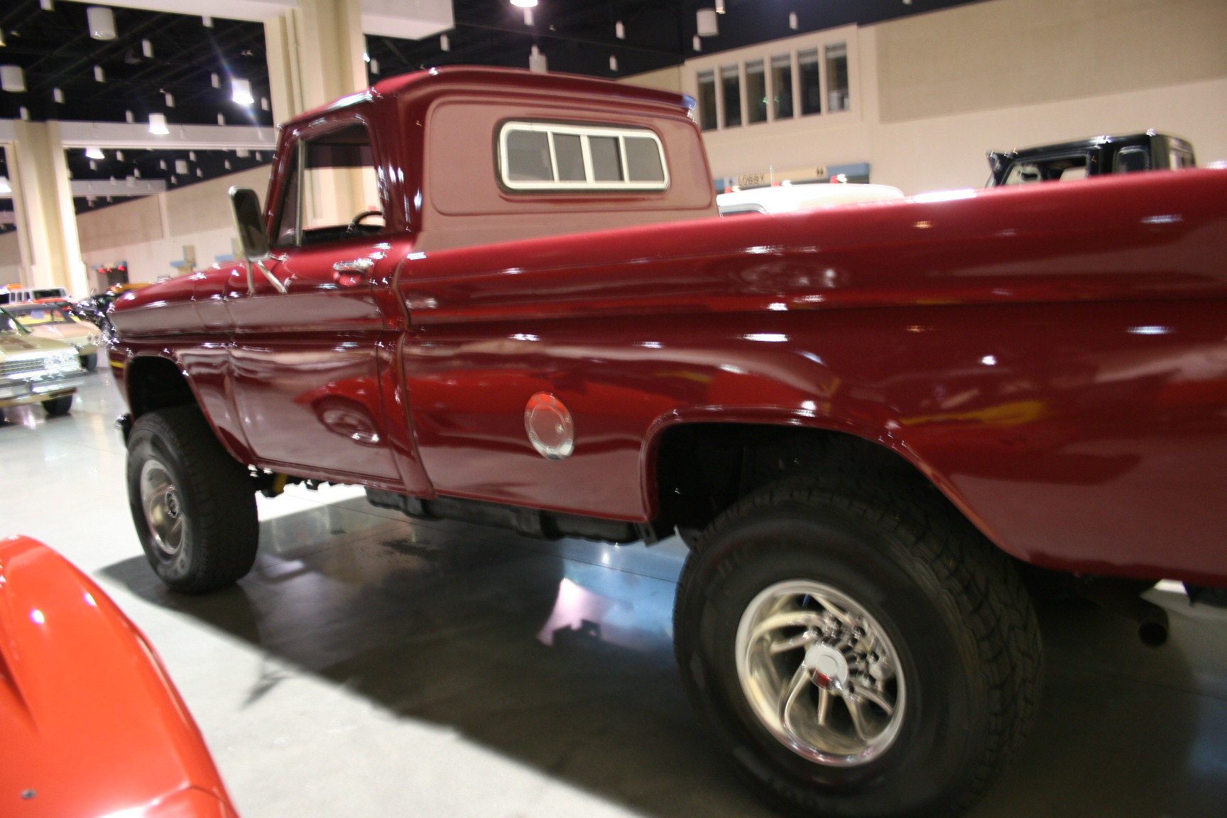 3rd Image of a 1966 GMC TRUCK K2500