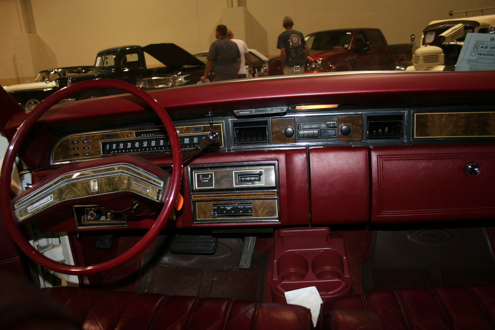 6th Image of a 1977 LINCOLN TOWN CAR