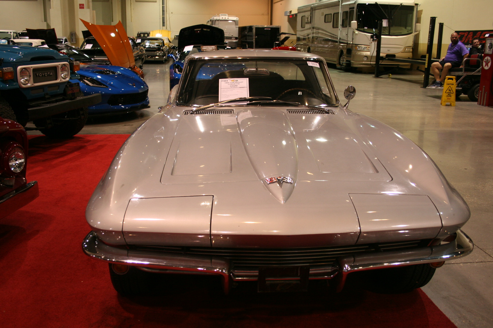 12th Image of a 1964 CHEVROLET CORVETTE