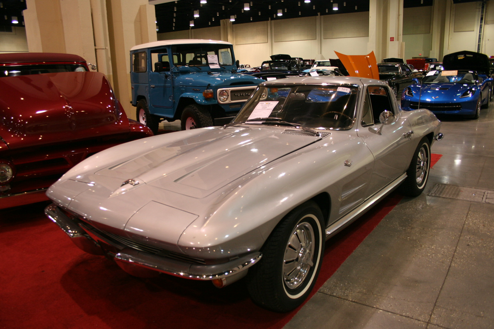 3rd Image of a 1964 CHEVROLET CORVETTE