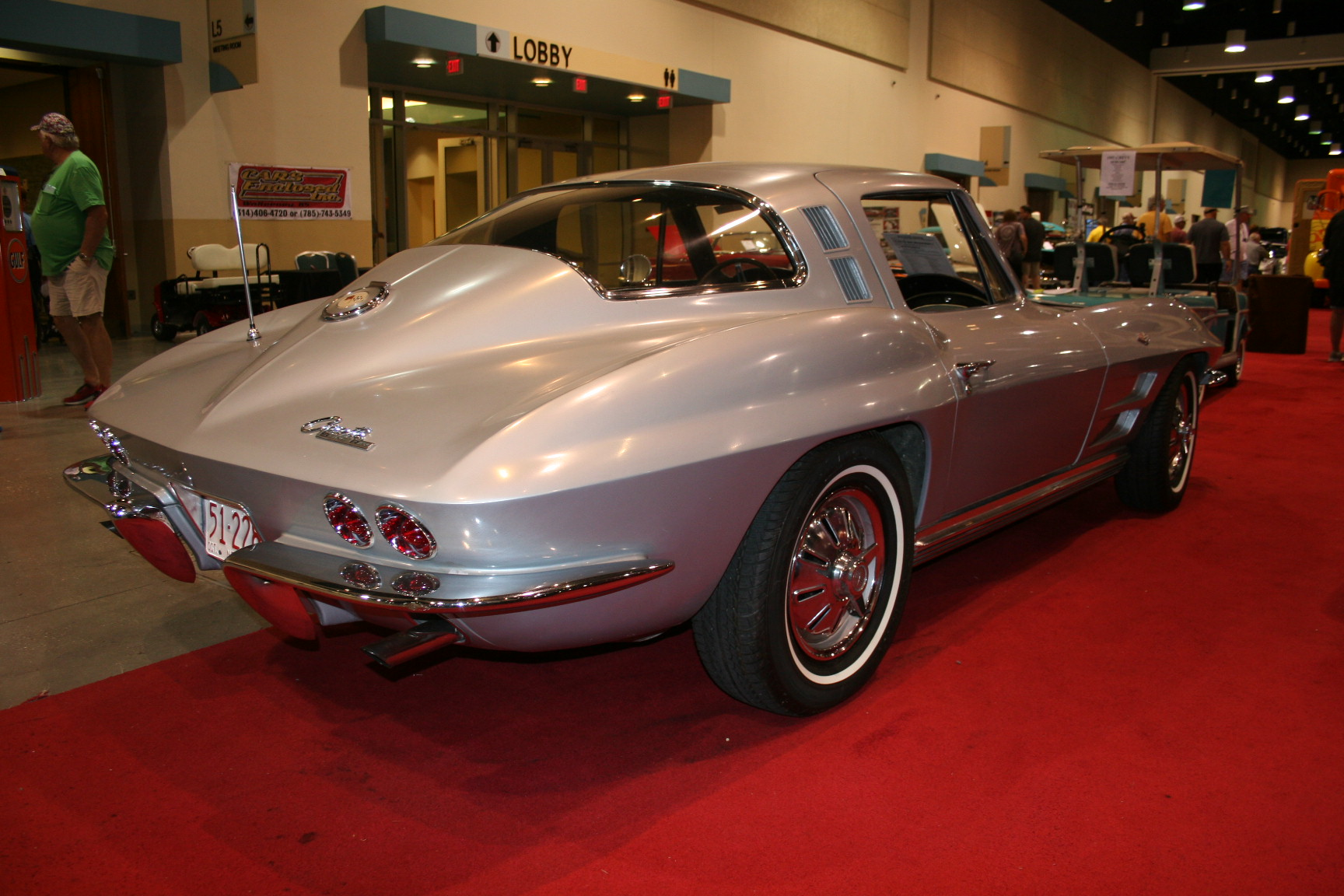 7th Image of a 1964 CHEVROLET CORVETTE