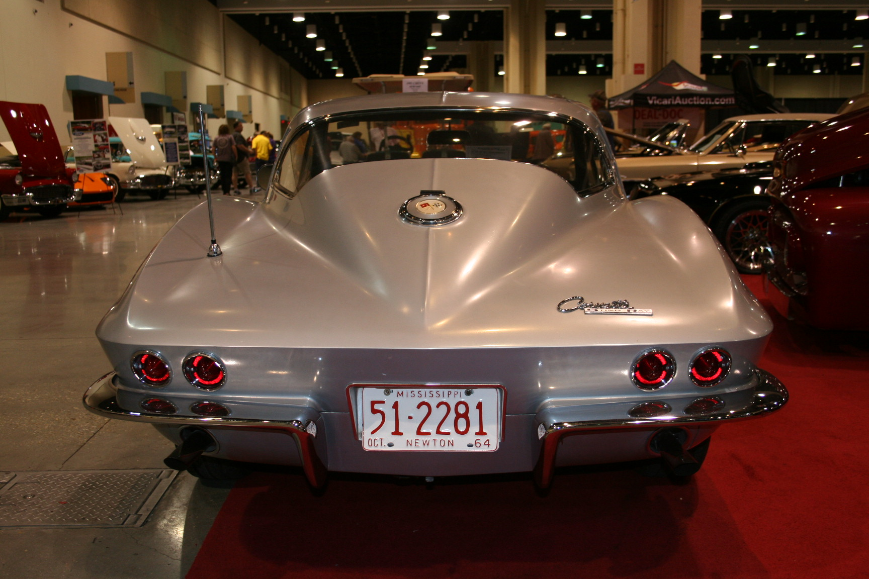 6th Image of a 1964 CHEVROLET CORVETTE