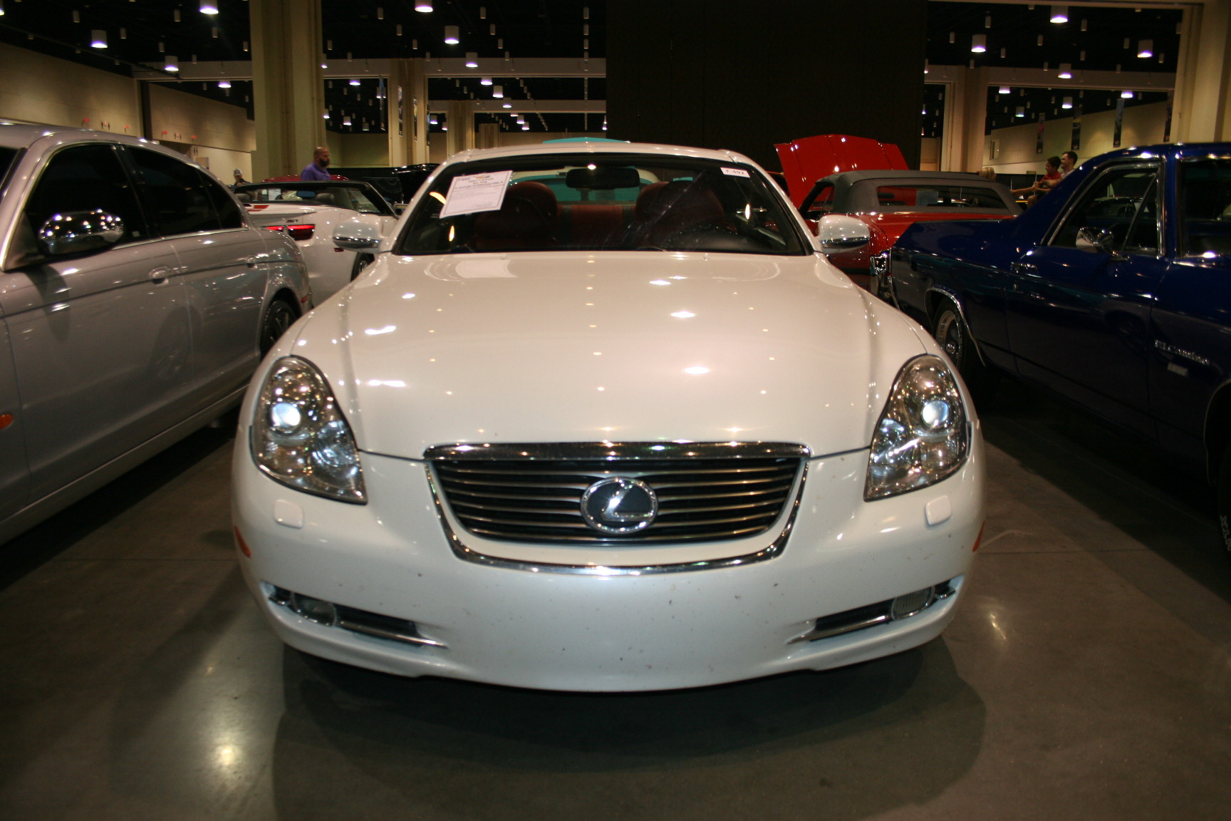 12th Image of a 2007 LEXUS SC 430