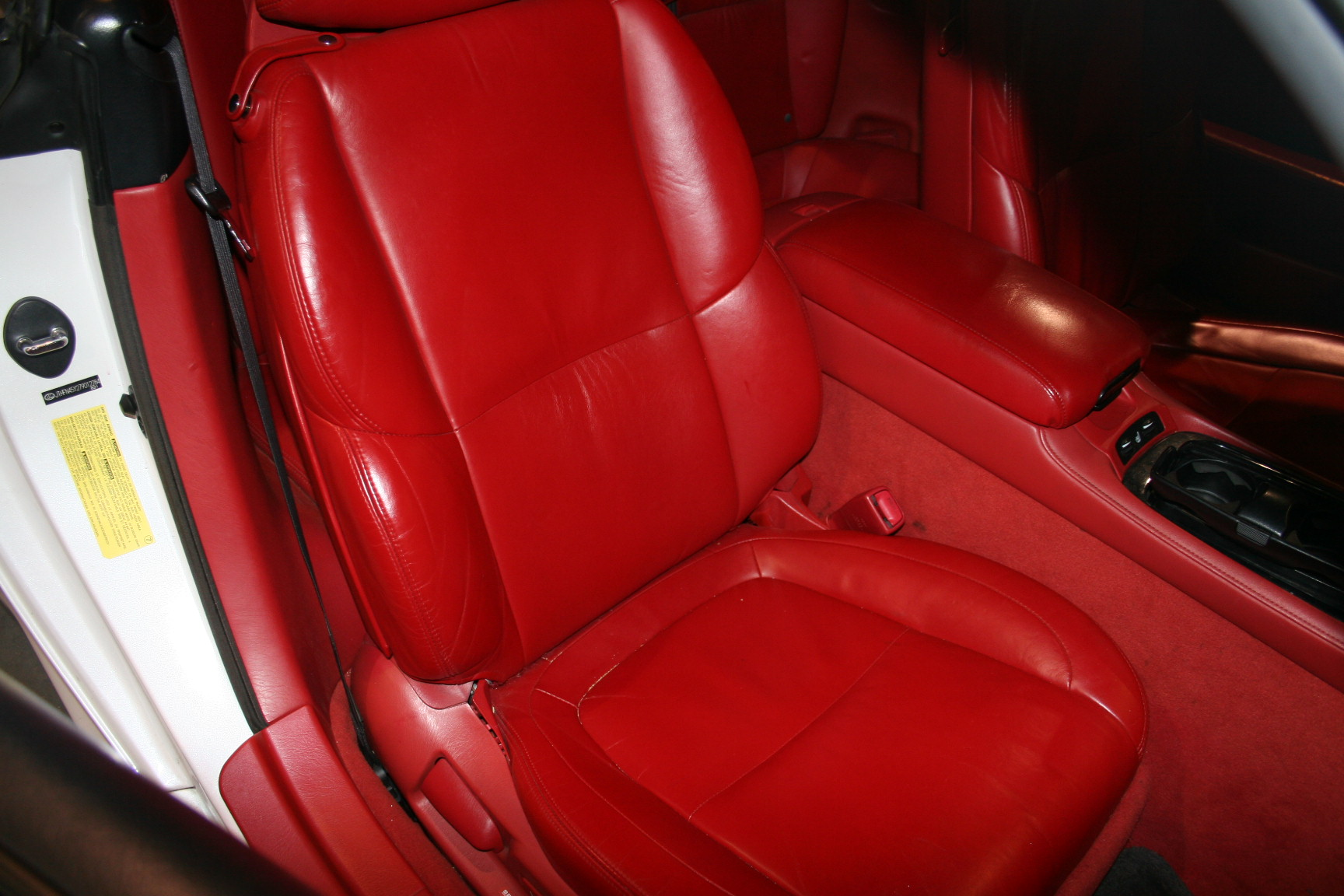 2nd Image of a 2007 LEXUS SC 430