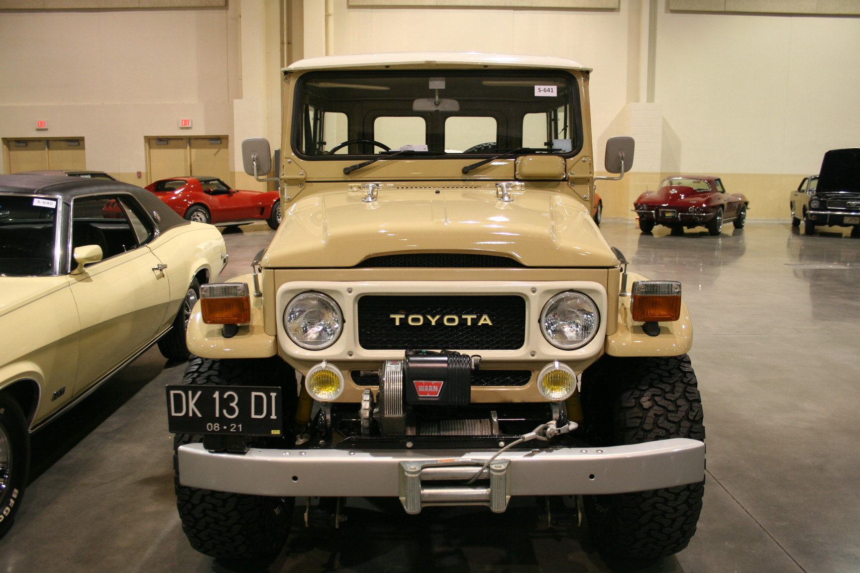 8th Image of a 1982 TOYOTA LANDCRUISER