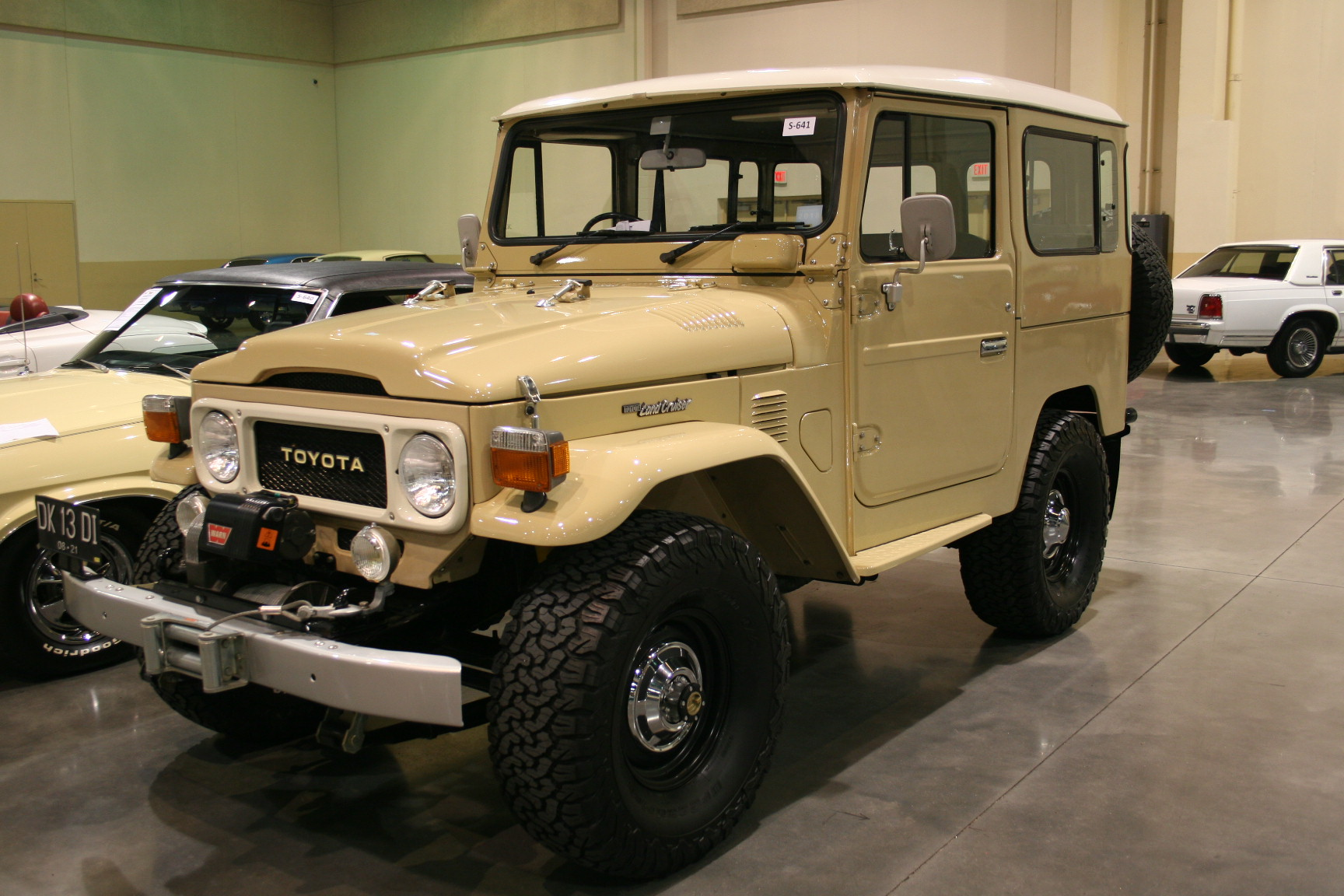 15th Image of a 1982 TOYOTA LANDCRUISER