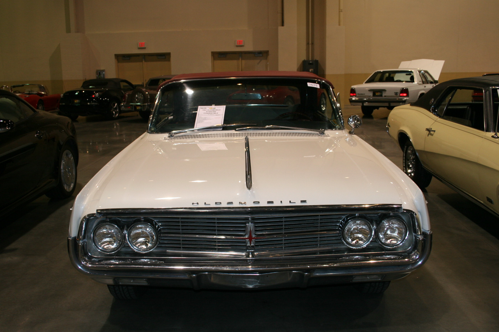 1st Image of a 1962 OLDSMOBILE STARFIRE