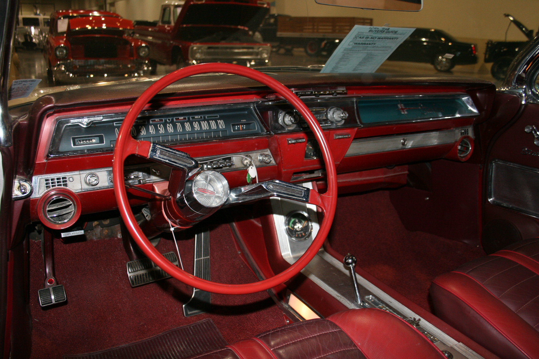 8th Image of a 1962 OLDSMOBILE STARFIRE