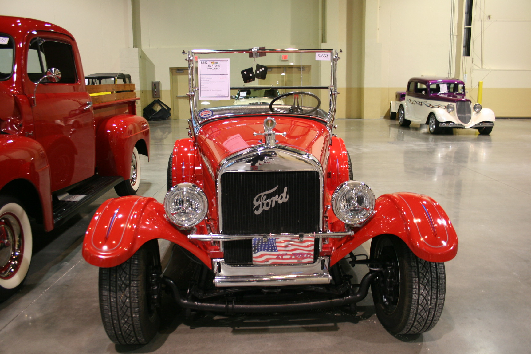 1st Image of a 1927 FORD ROADSTER