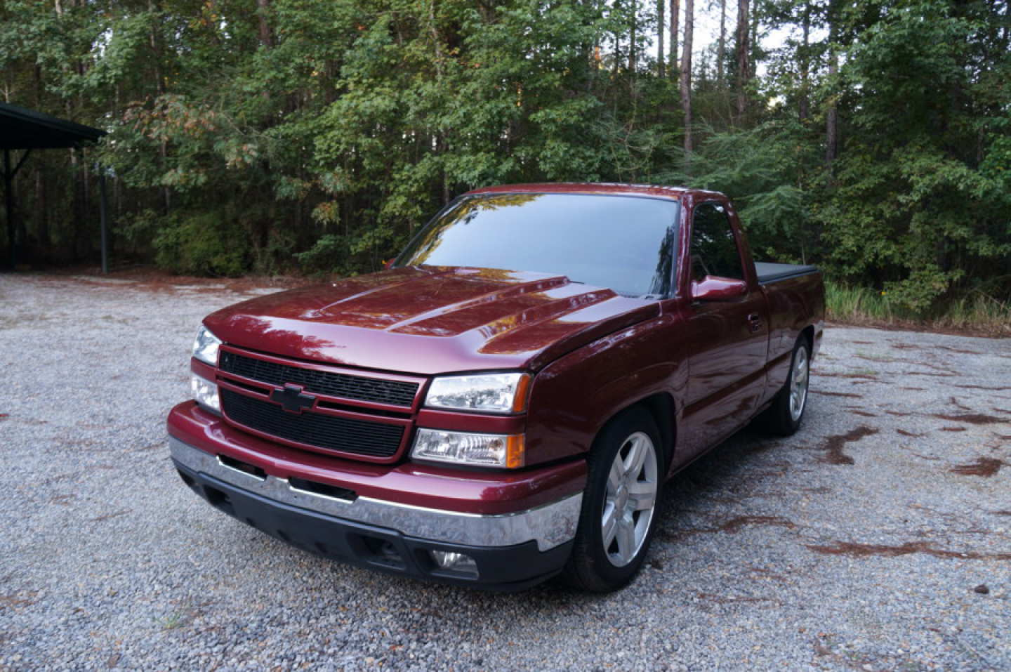 11th Image of a 2006 CHEVROLET SILVERADO 1500