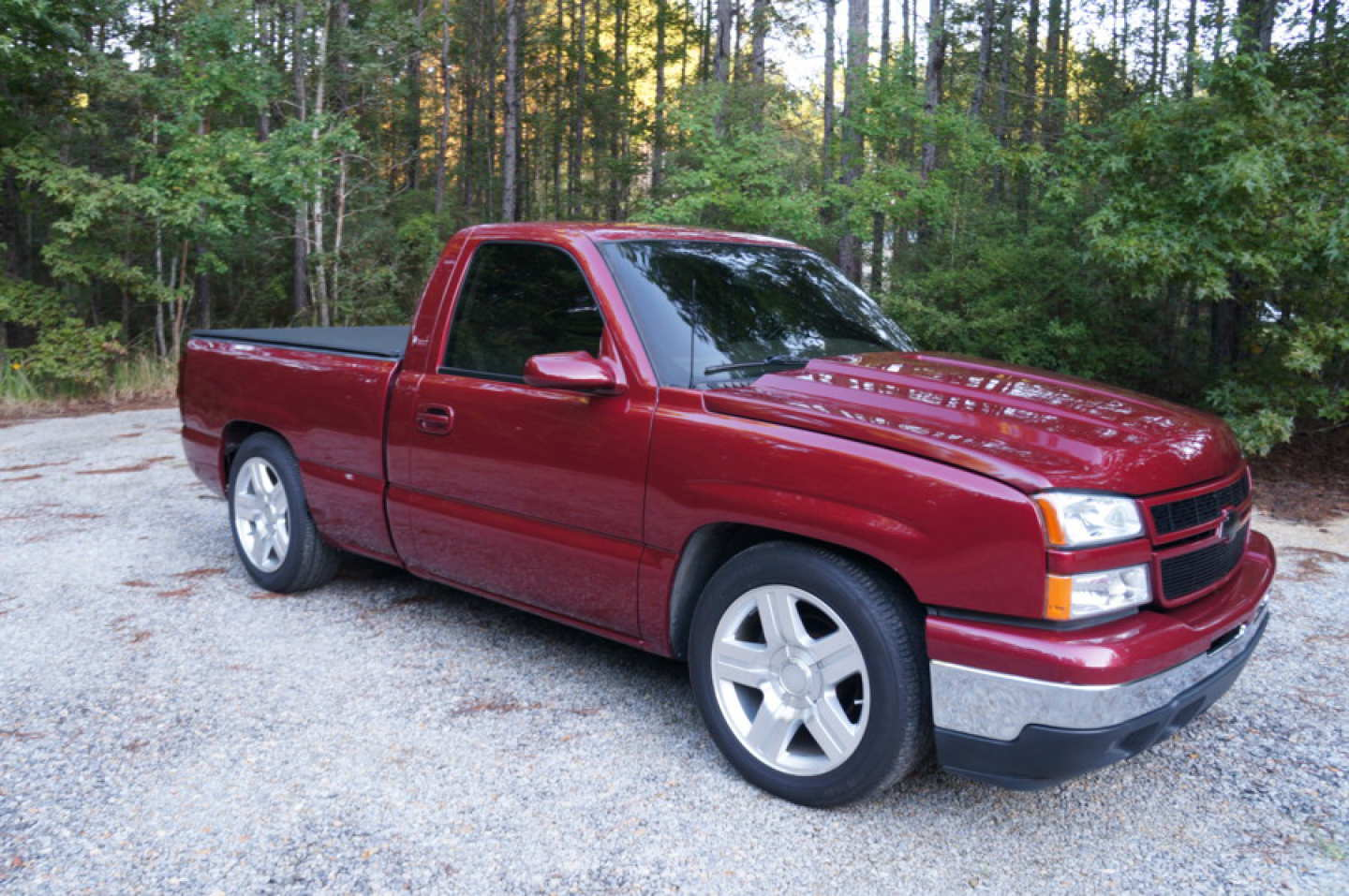 9th Image of a 2006 CHEVROLET SILVERADO 1500