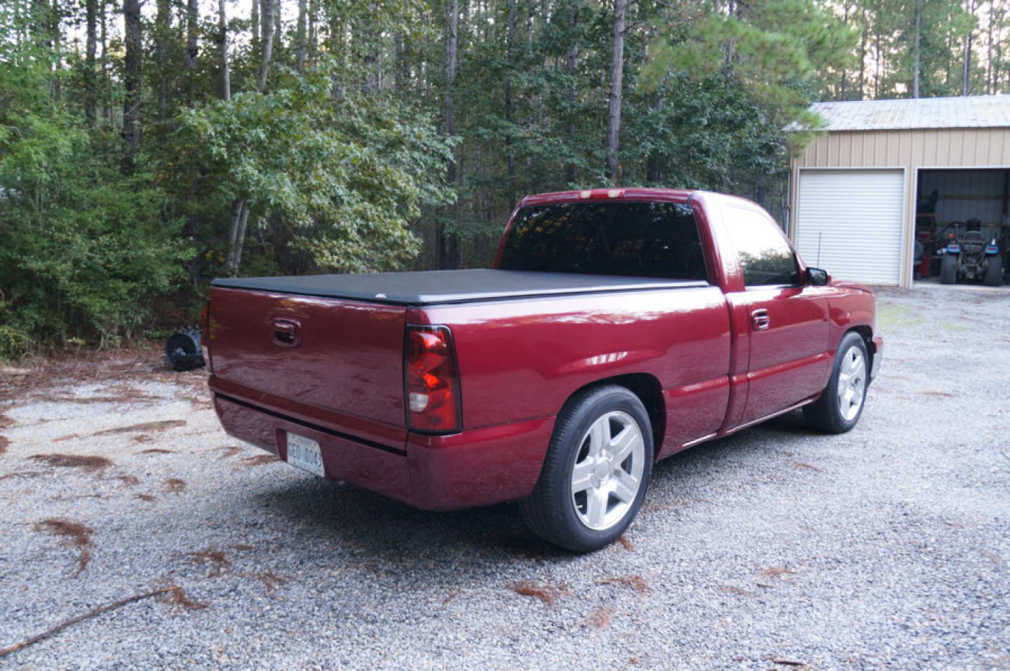 7th Image of a 2006 CHEVROLET SILVERADO 1500