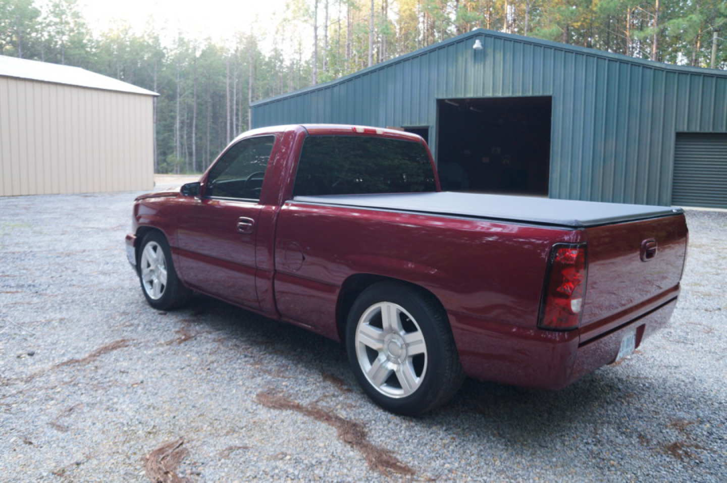 12th Image of a 2006 CHEVROLET SILVERADO 1500