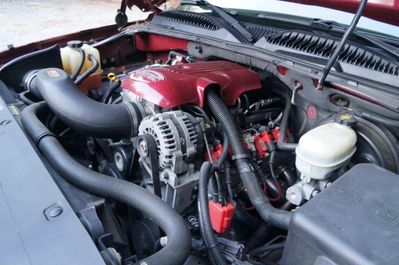 3rd Image of a 2006 CHEVROLET SILVERADO 1500