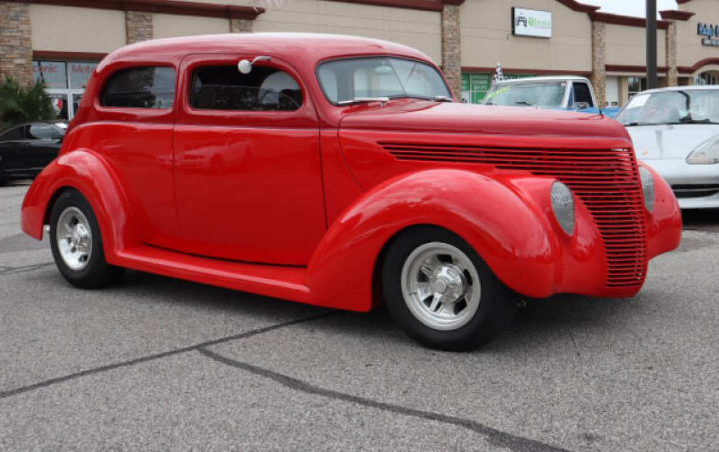 10th Image of a 1938 FORD SEDAN