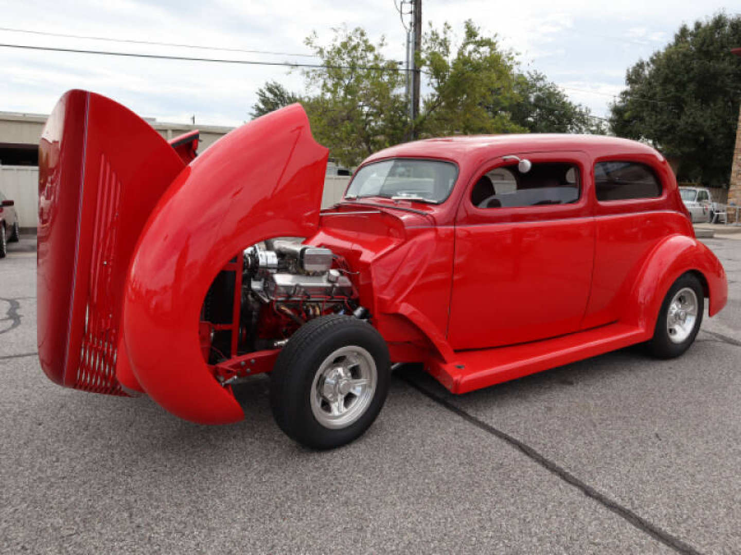 14th Image of a 1938 FORD SEDAN