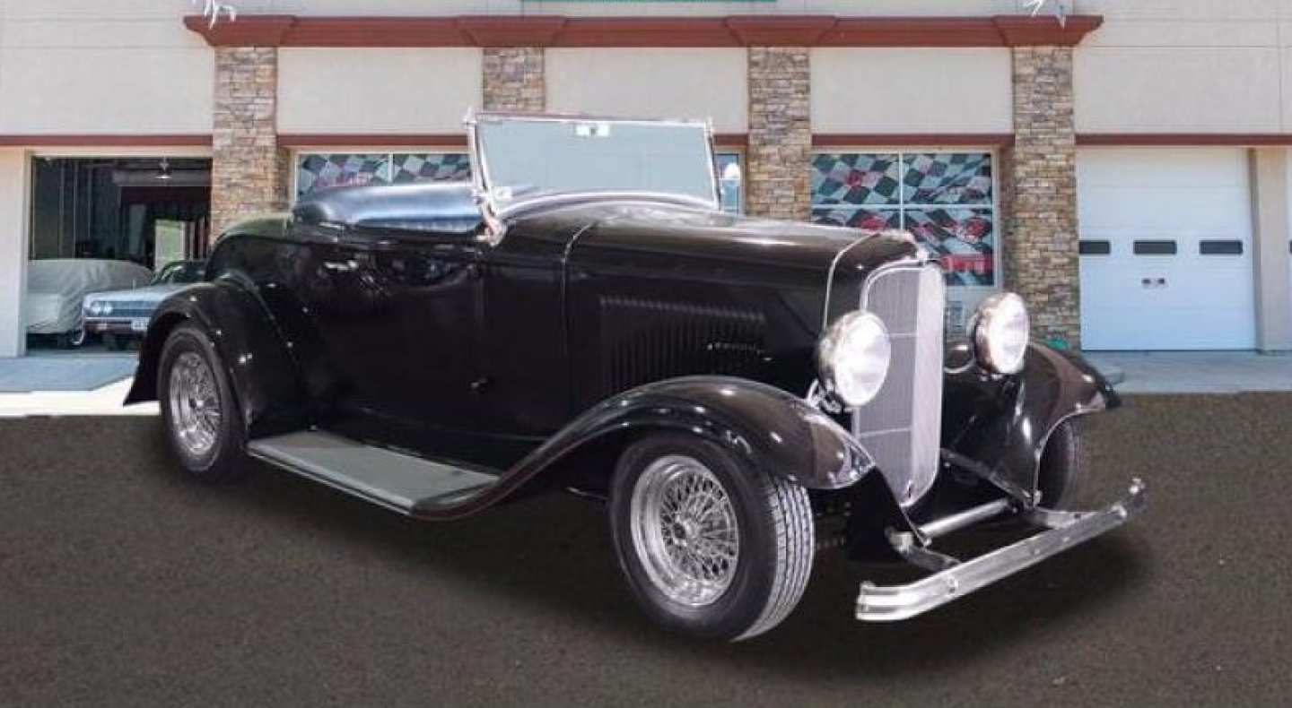 5th Image of a 1932 FORD ROADSTER