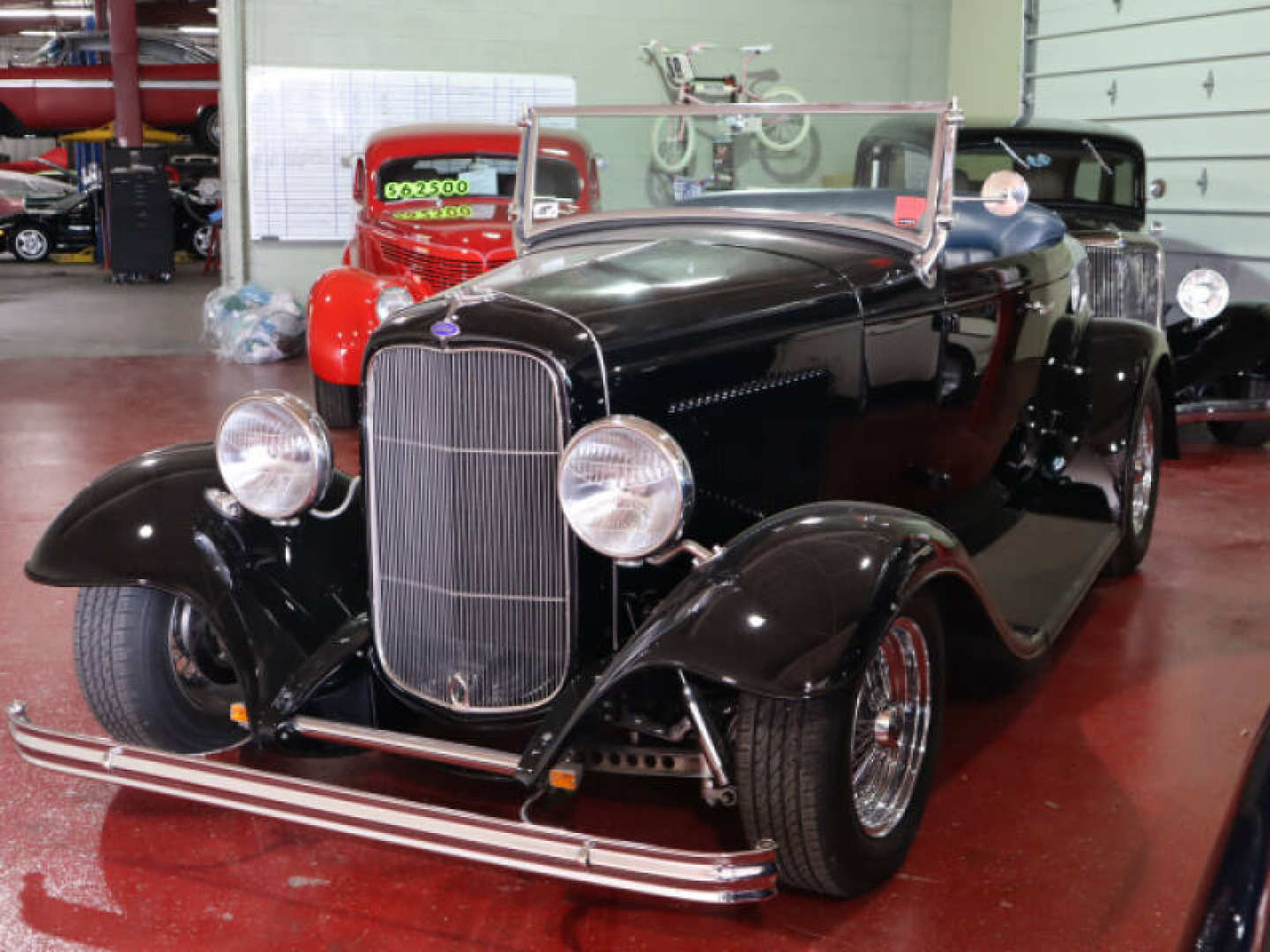 19th Image of a 1932 FORD ROADSTER