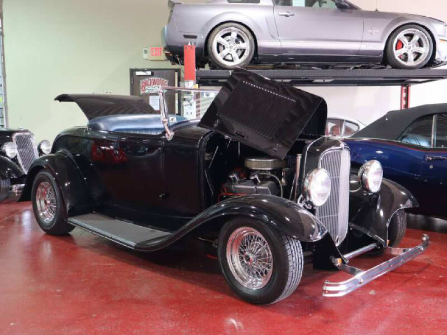 7th Image of a 1932 FORD ROADSTER