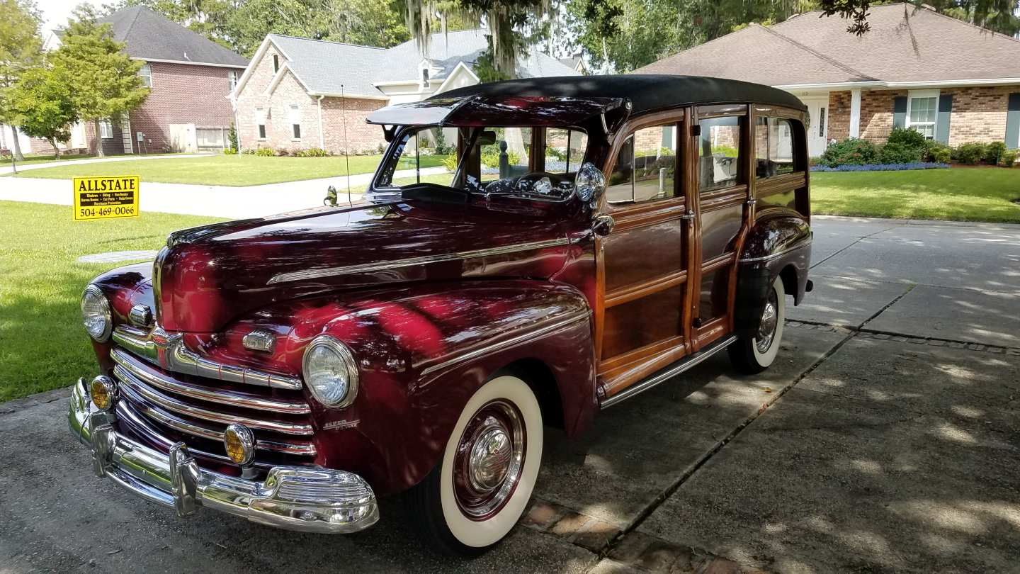 13th Image of a 1947 FORD SUPER DELUXE