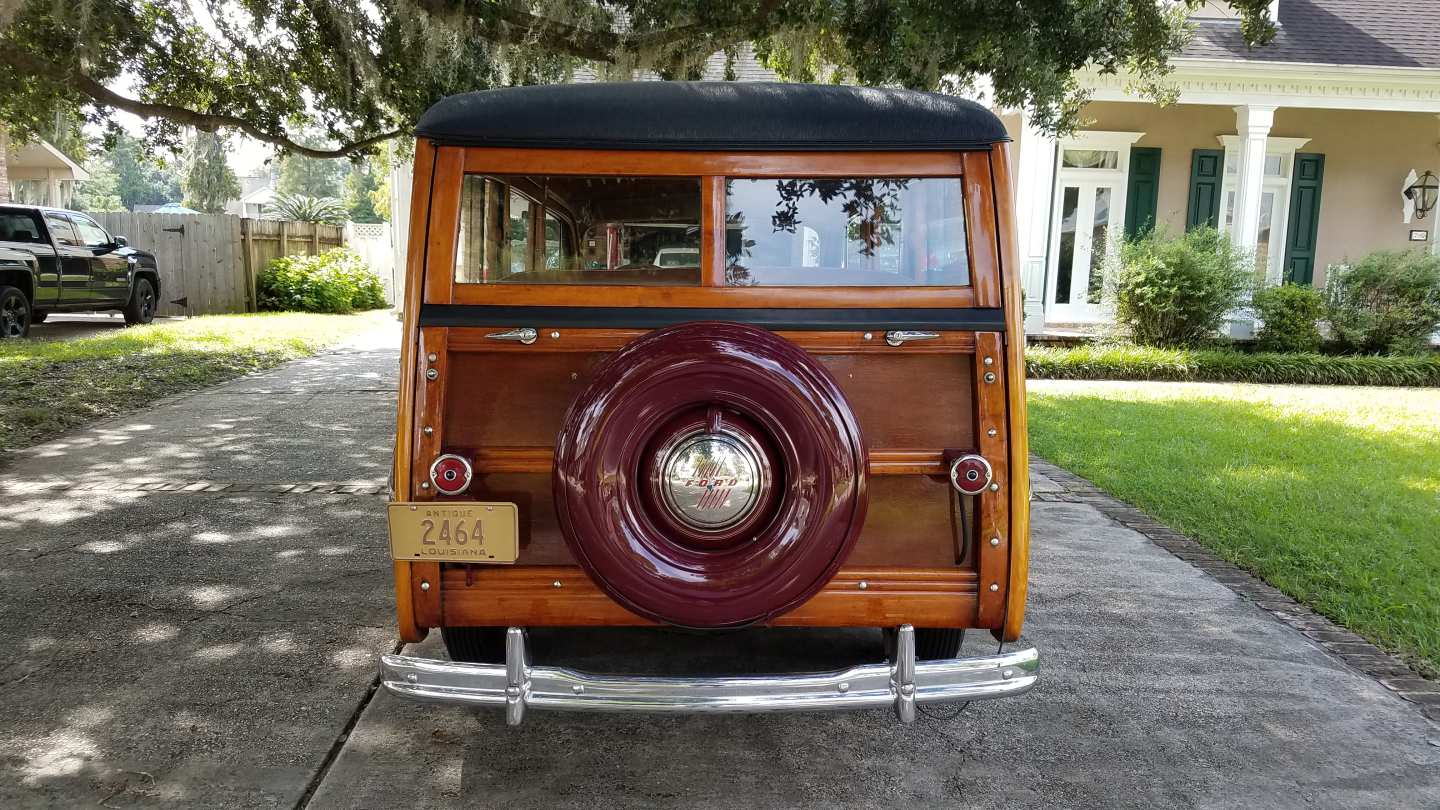 10th Image of a 1947 FORD SUPER DELUXE