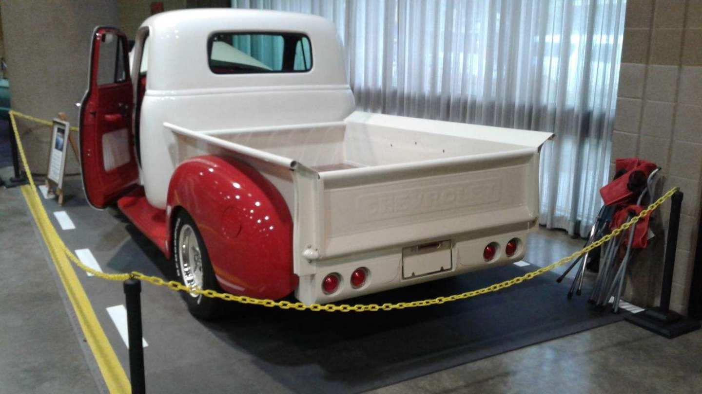 5th Image of a 1951 CHEVROLET 3100