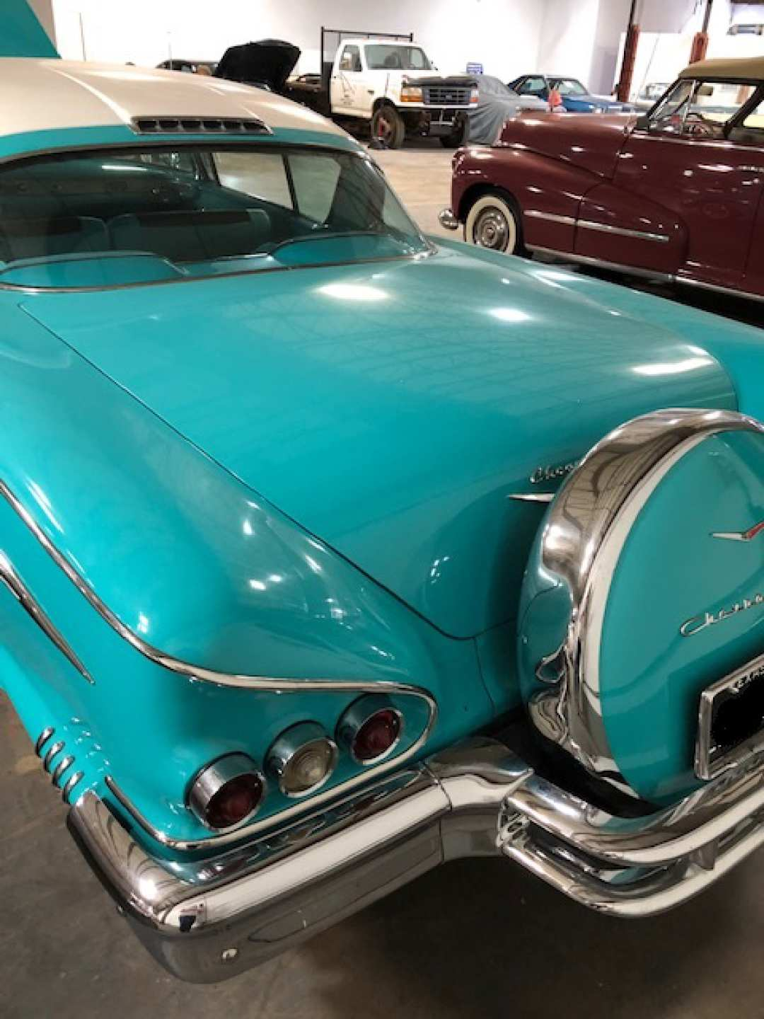 8th Image of a 1958 CHEVROLET IMPALA