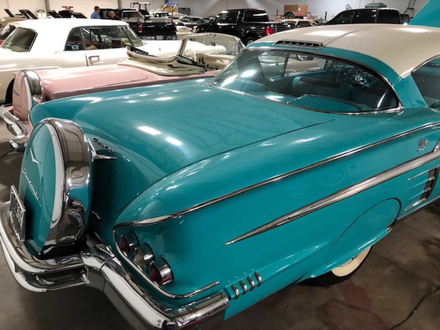 4th Image of a 1958 CHEVROLET IMPALA