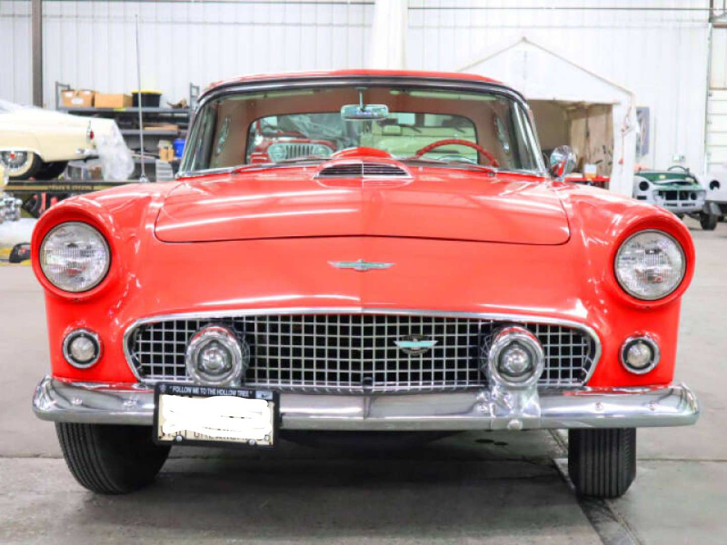 16th Image of a 1956 FORD THUNDERBIRD