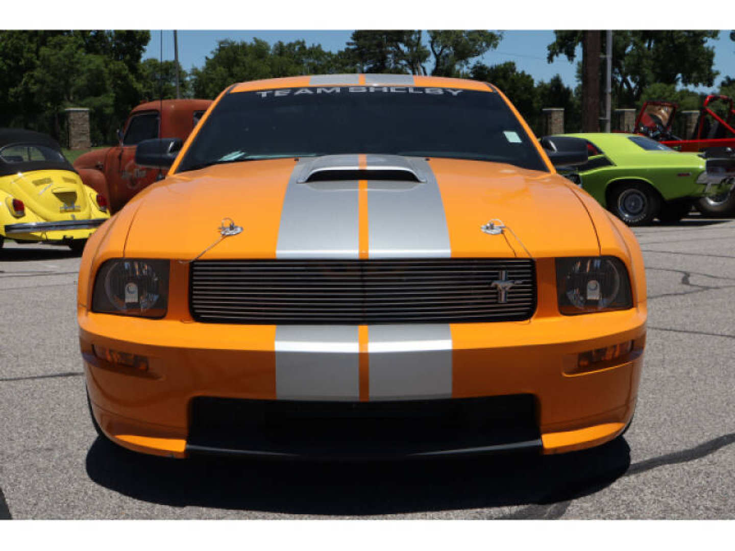 17th Image of a 2008 FORD MUSTANG