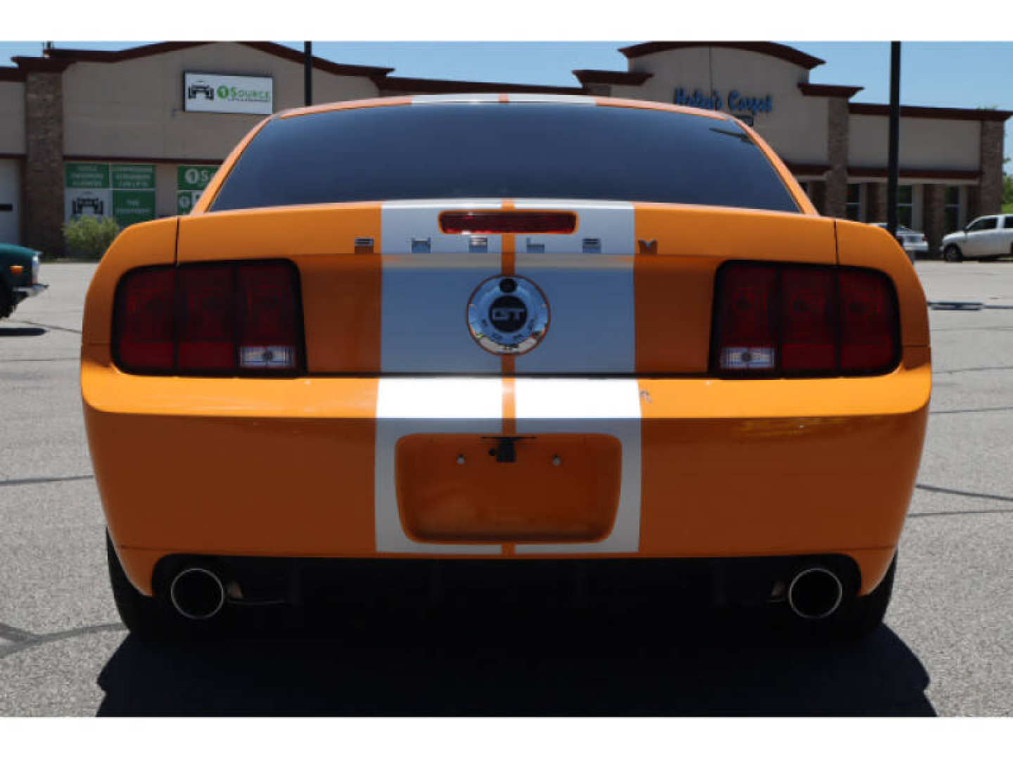 12th Image of a 2008 FORD MUSTANG