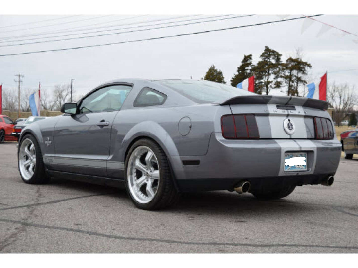 17th Image of a 2007 FORD MUSTANG SHELBY GT500