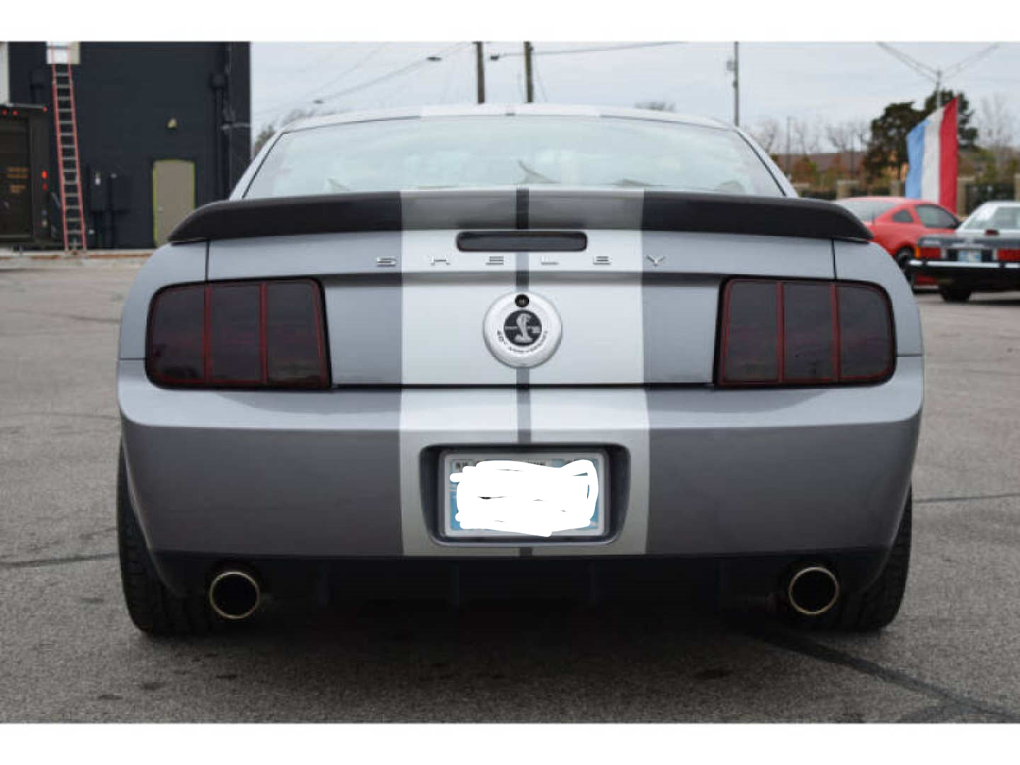 12th Image of a 2007 FORD MUSTANG SHELBY GT500