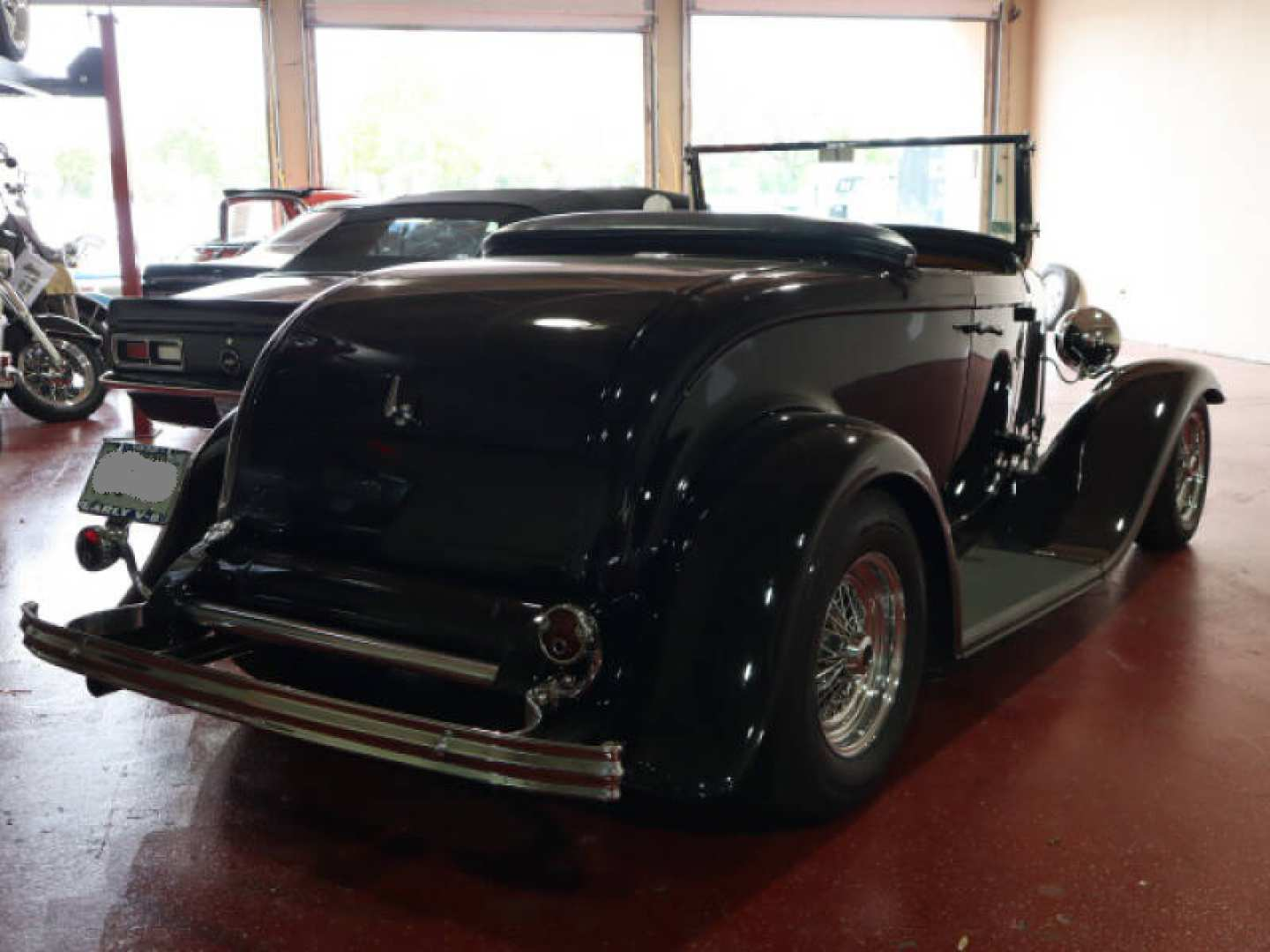 3rd Image of a 1932 FORD ROADSTER