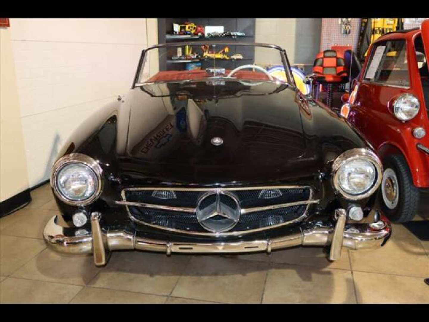 4th Image of a 1959 MERCEDES SL190