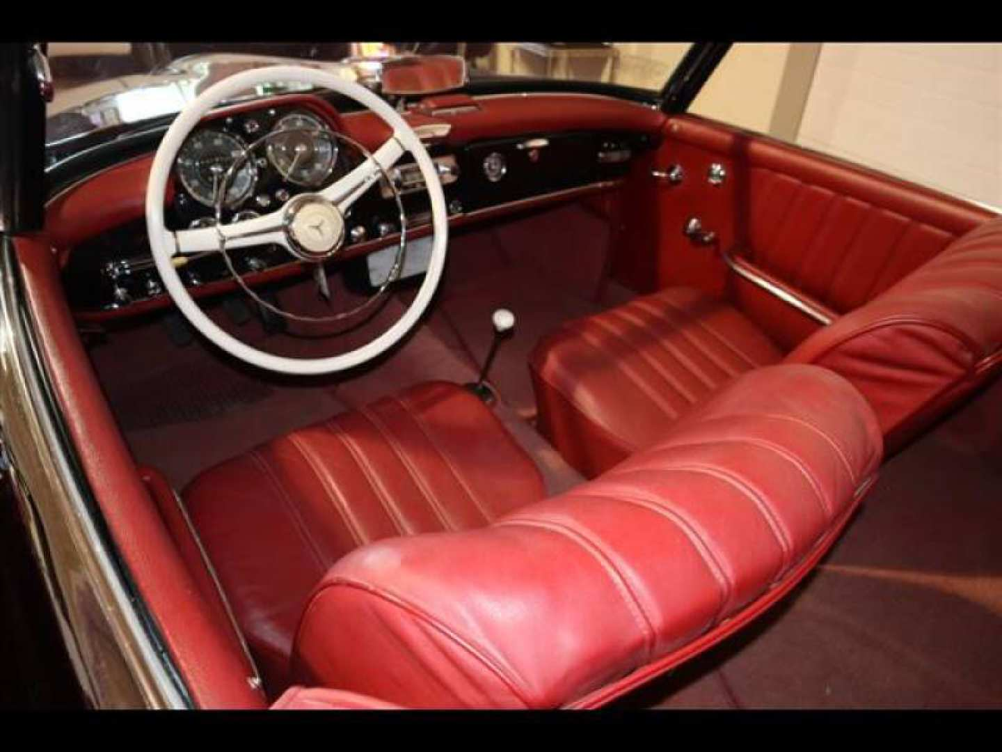 3rd Image of a 1959 MERCEDES SL190