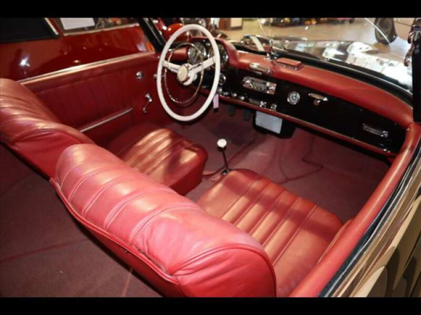5th Image of a 1959 MERCEDES SL190