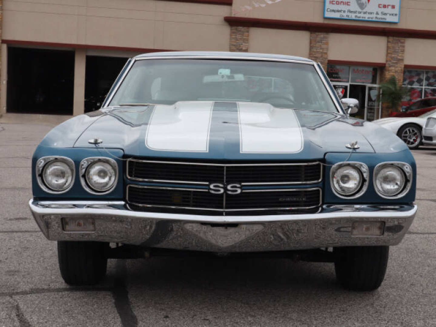 14th Image of a 1970 CHEVROLET CHEVELLE