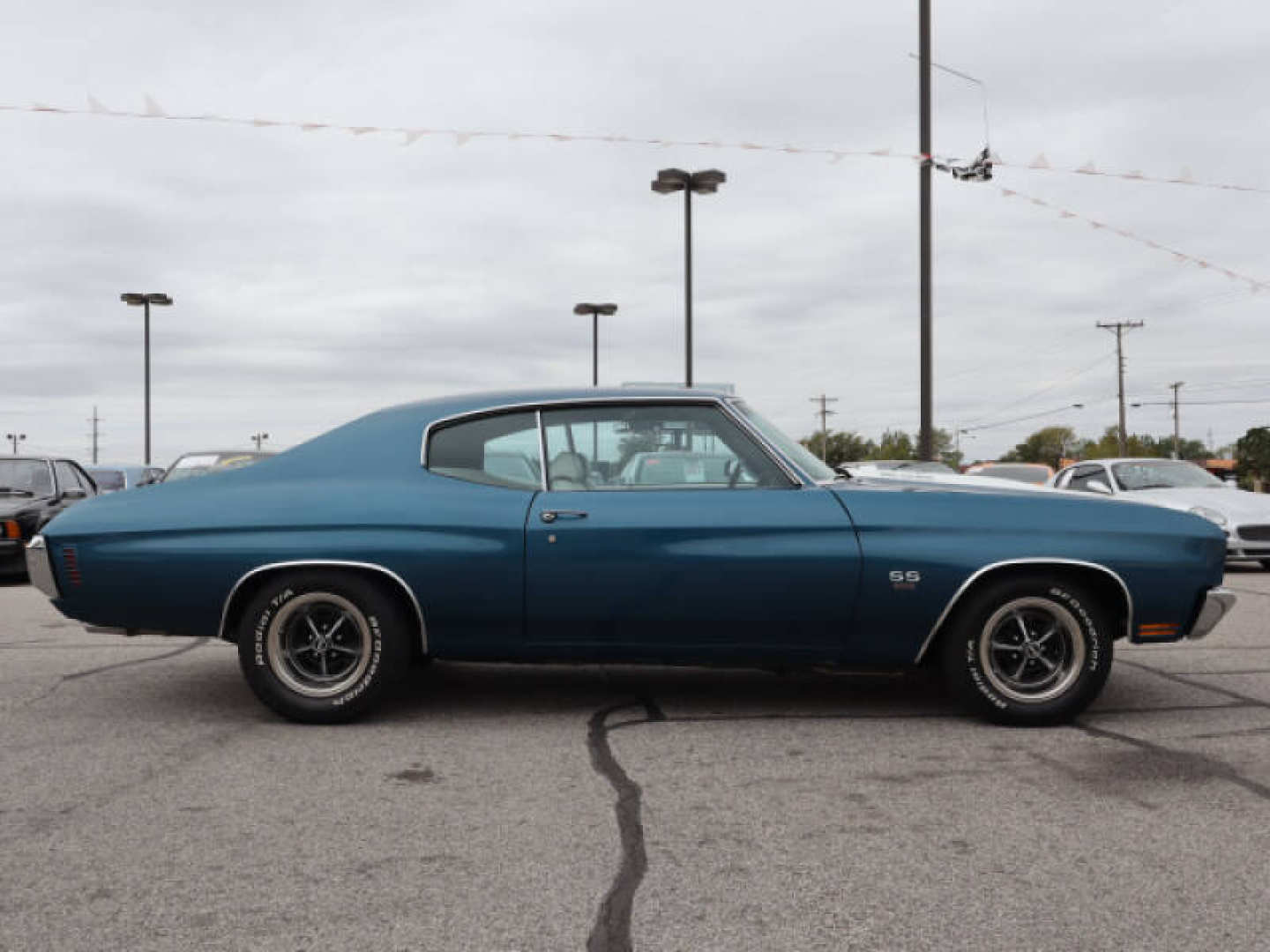 5th Image of a 1970 CHEVROLET CHEVELLE