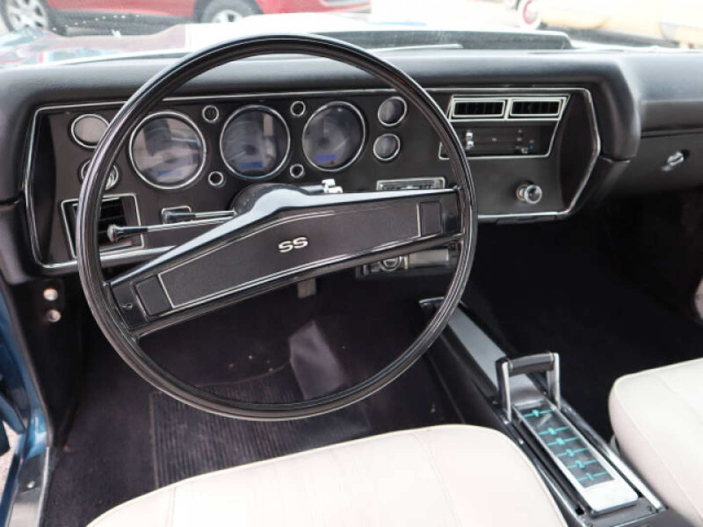 11th Image of a 1970 CHEVROLET CHEVELLE