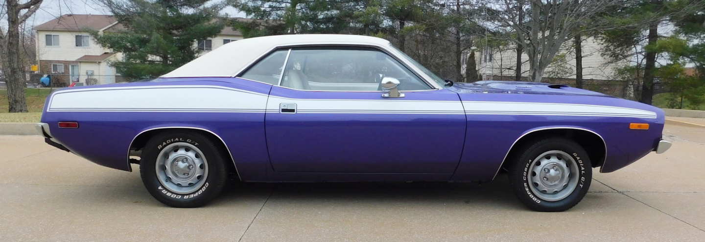 2nd Image of a 1973 PLYMOUTH CUDA