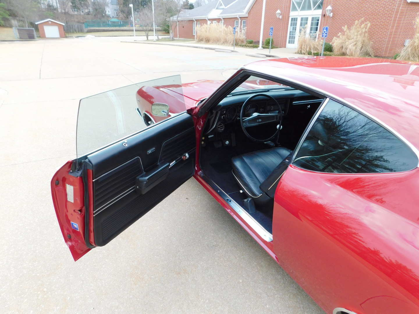 7th Image of a 1969 CHEVROLET CHEVELLE