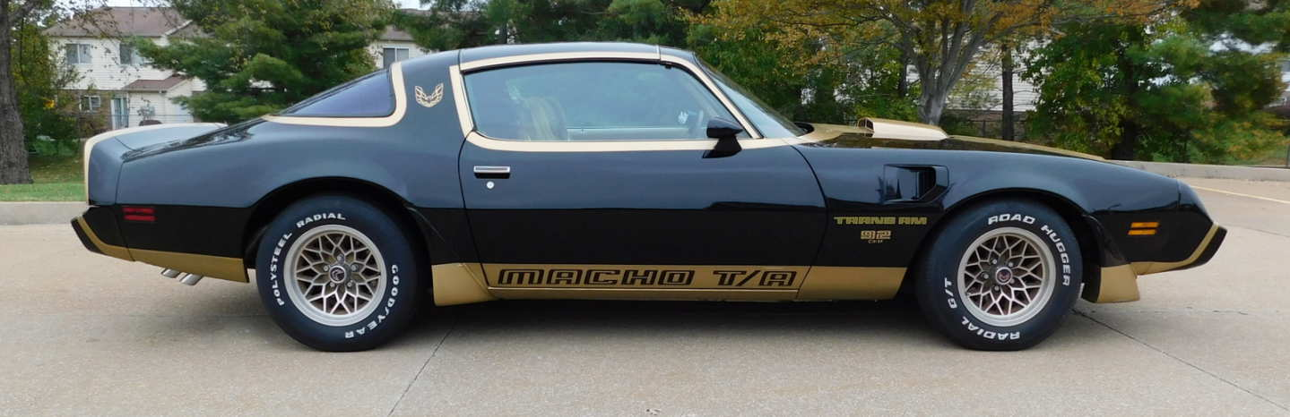 4th Image of a 1979 PONTIAC TRANSAM
