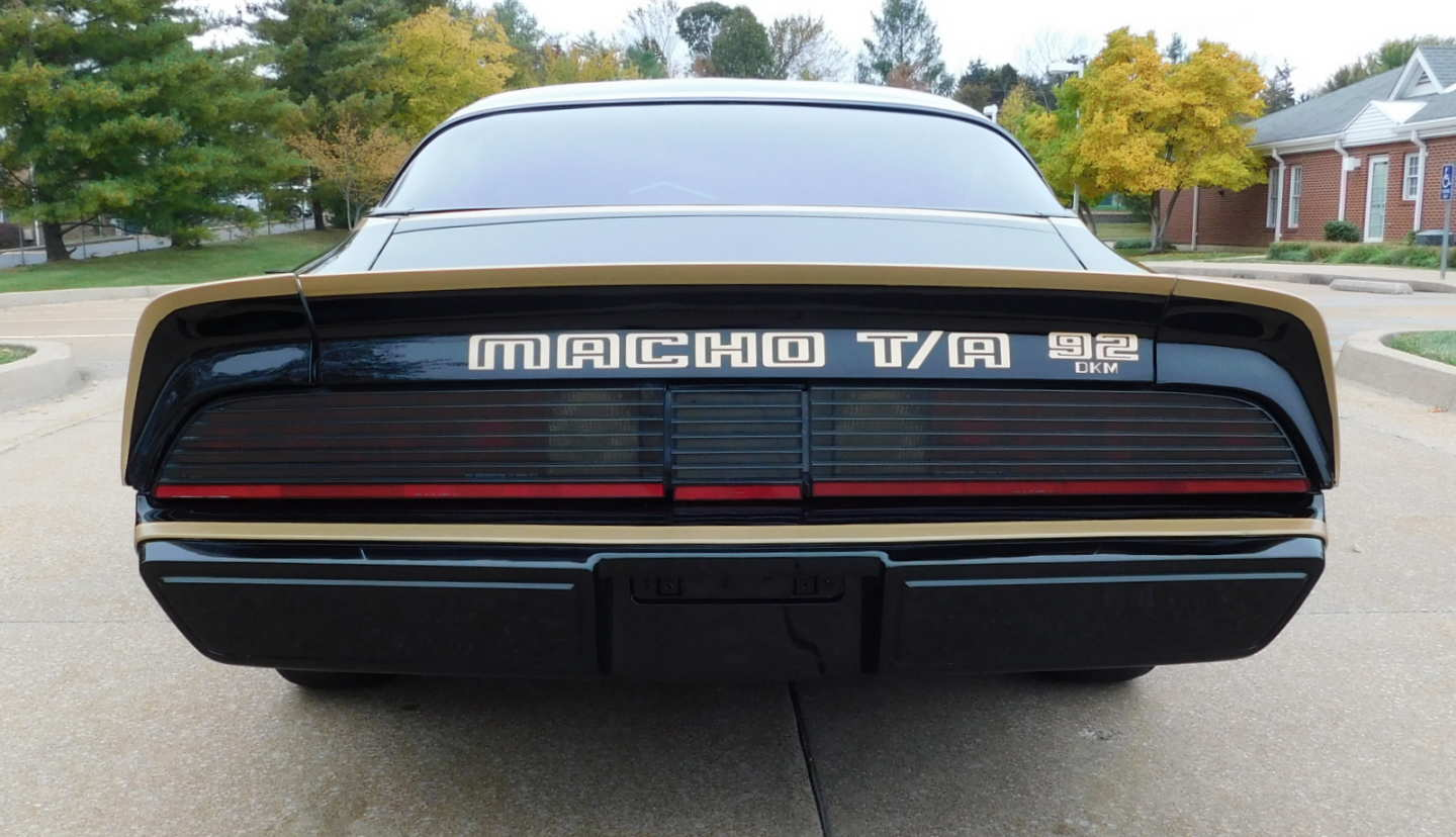 5th Image of a 1979 PONTIAC TRANSAM