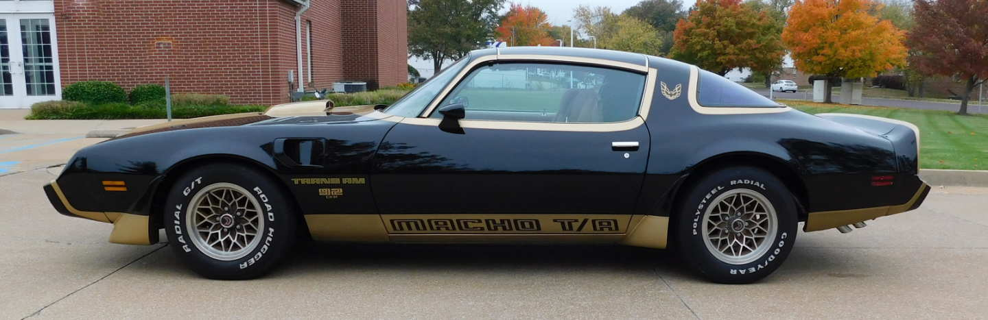 6th Image of a 1979 PONTIAC TRANSAM
