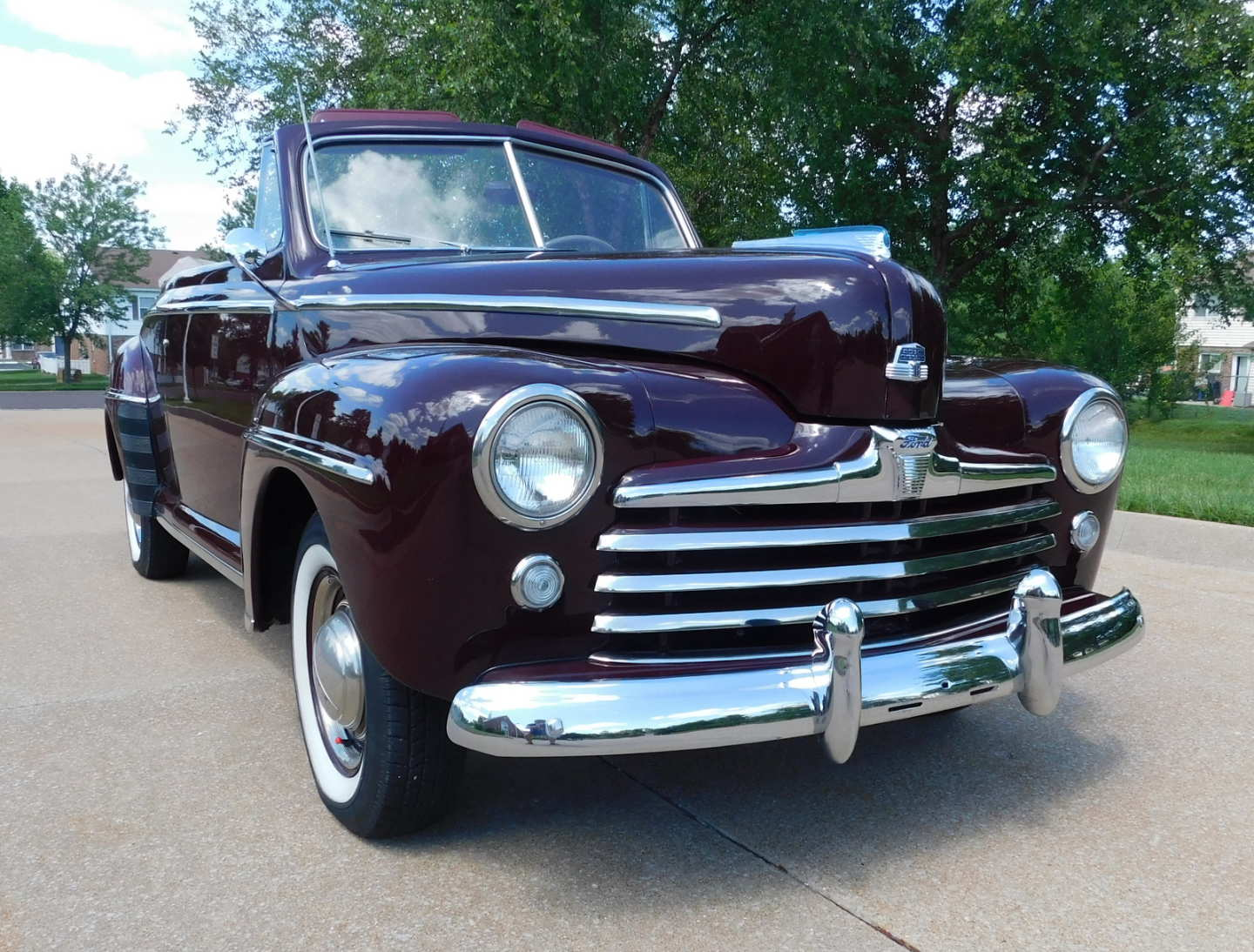 4th Image of a 1948 FORD SUPER DELUXE