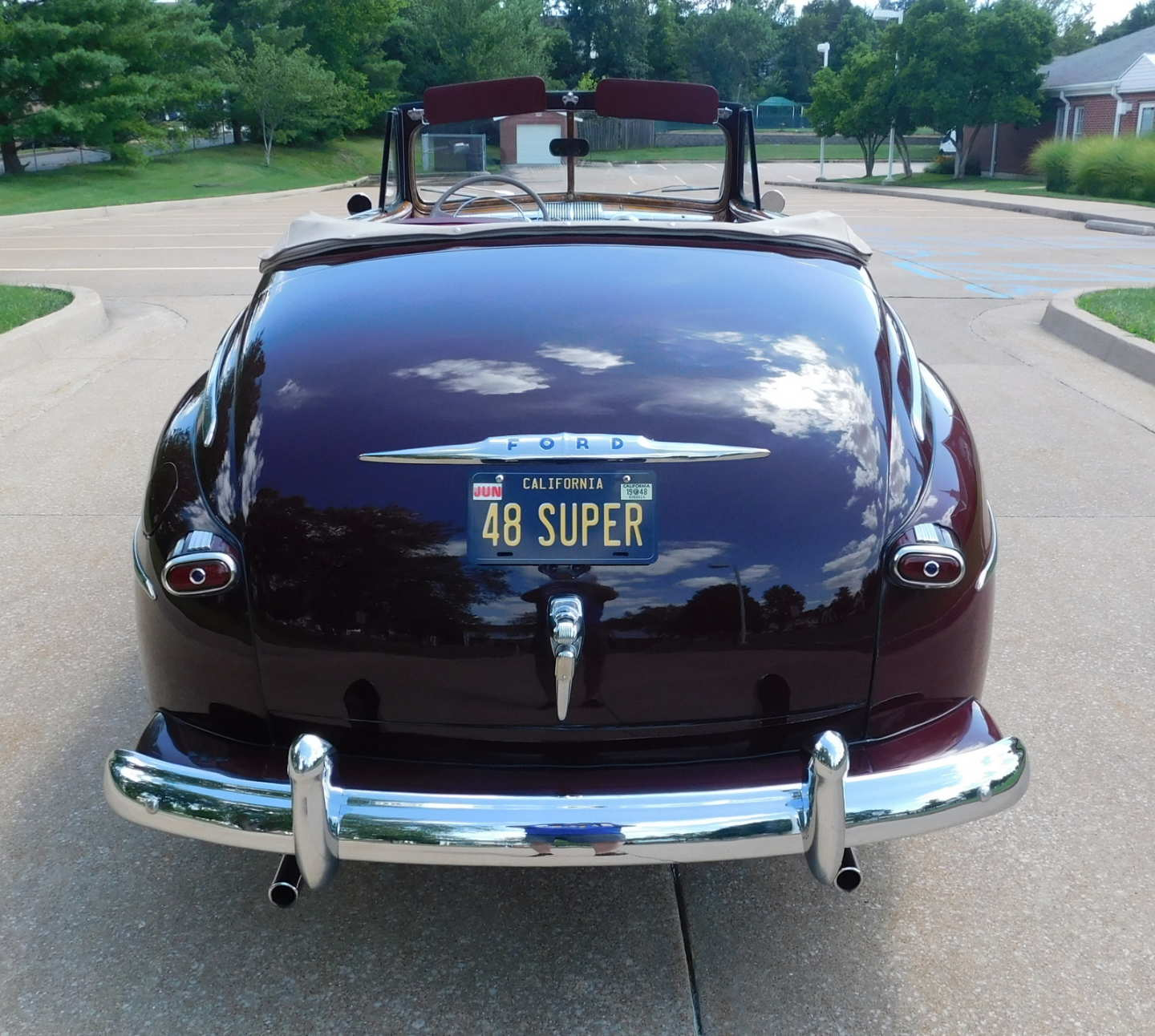5th Image of a 1948 FORD SUPER DELUXE