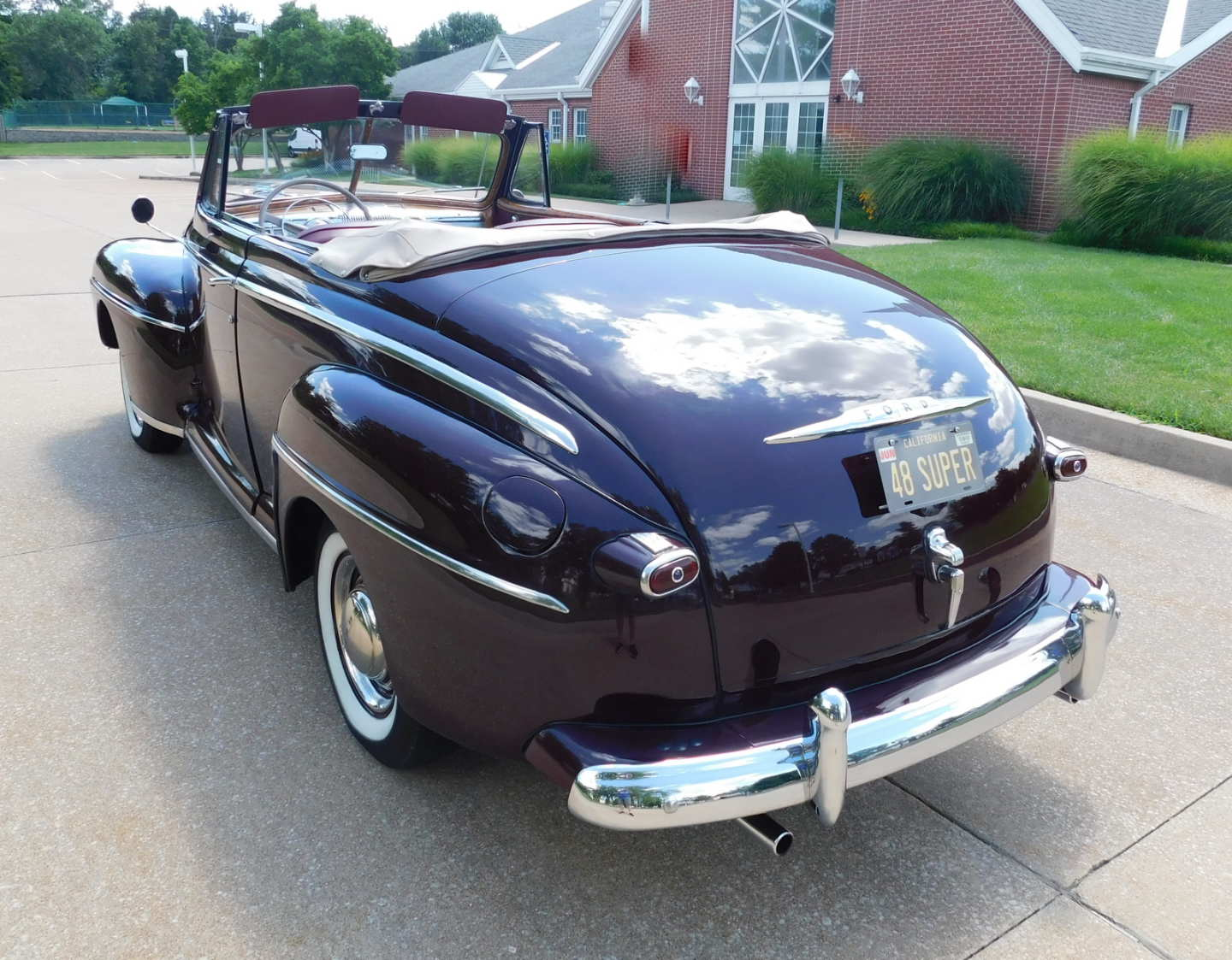 6th Image of a 1948 FORD SUPER DELUXE