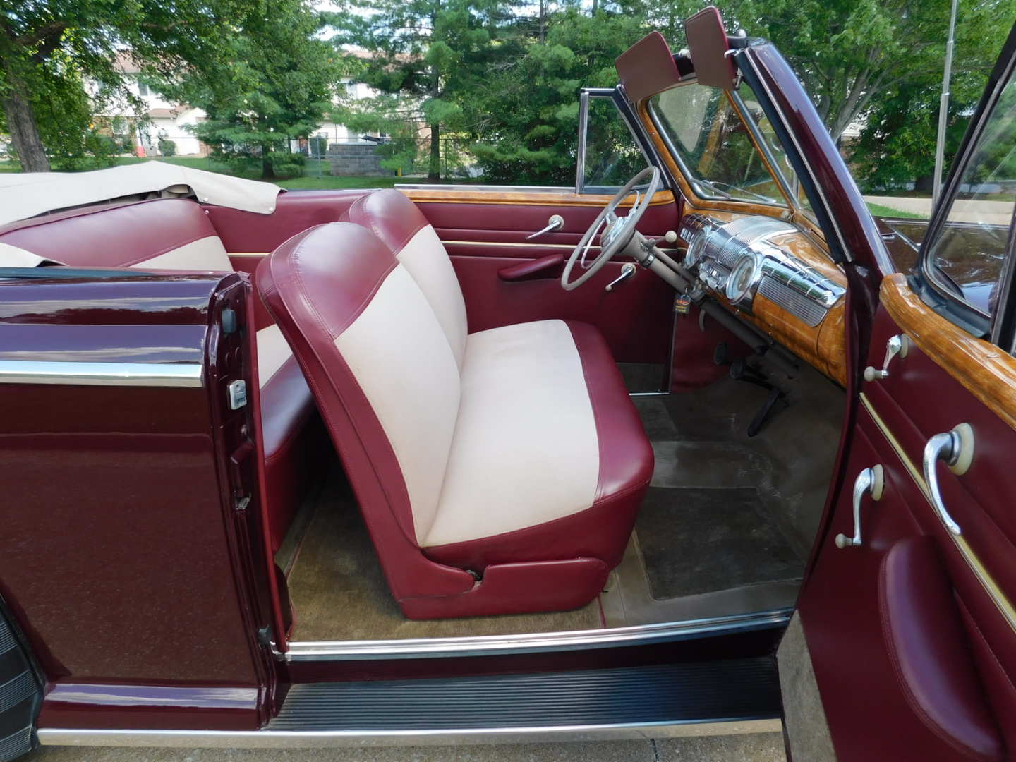 9th Image of a 1948 FORD SUPER DELUXE
