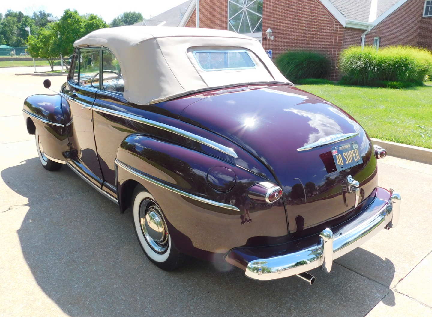 11th Image of a 1948 FORD SUPER DELUXE